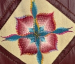 Bargello...a specialized collection of satin stitches