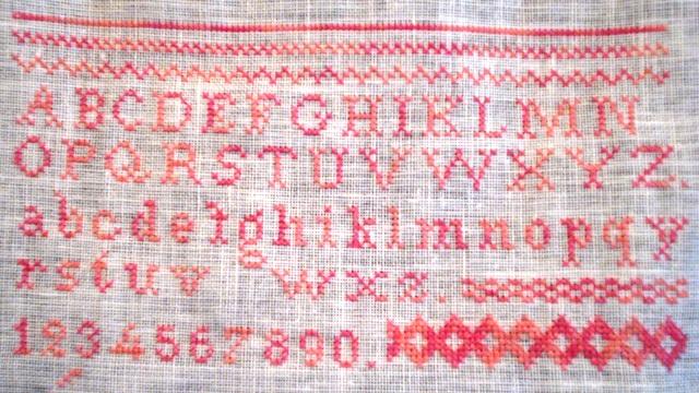Erna Scheppulius in Weeks Dye Works peony