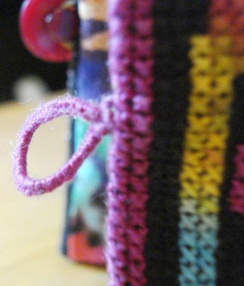 Detached Buttonhole Stitch closure